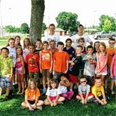Summer youth recreation programs