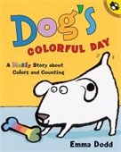 Story Stroll: Dog's Colorful Day