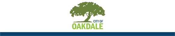 Oakdale email graphic