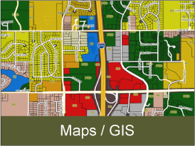 View maps and GIS information