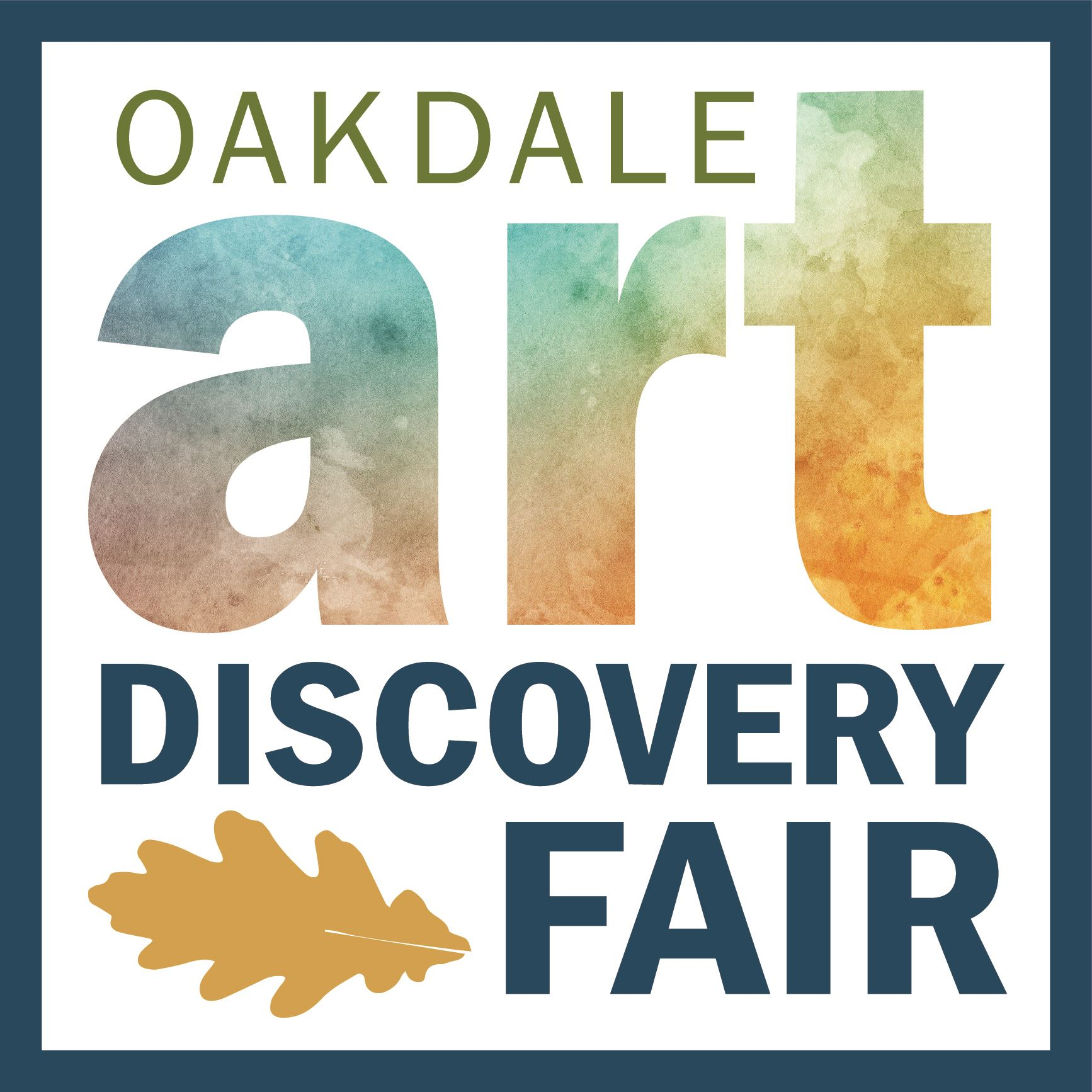 Art Discovery Fair Logo