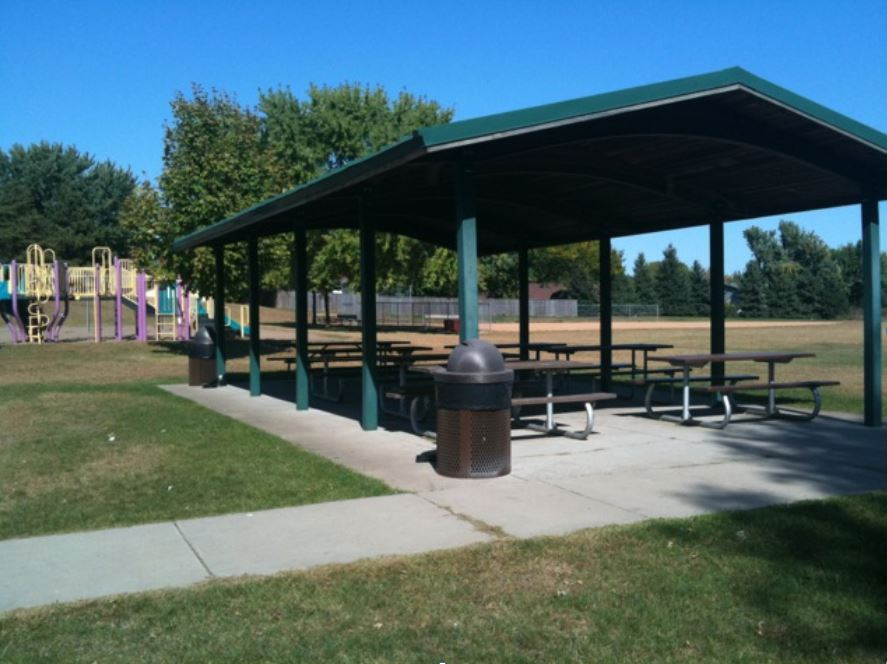 Image of Northdale Park Picnic Shelter